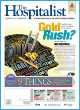 The Hospitalist Gold Rush