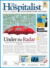 The Hospitalist Magazine Under the Radar